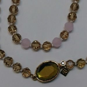Rare Vintage 'The Basset Jewelry Co' Necklace.